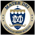 Mater Dei Catholic Events Logo